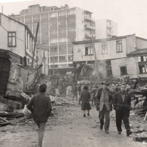 Terremoto en Valdivia, 1960