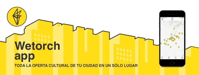 ARTISHOCK ANUNCIA SU ALIANZA CON WETORCH, LA PRIMERA APP DE DIFUSIÓN CULTURAL EN CHILE