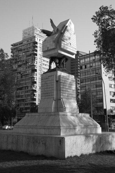 Andrés Durán, Escena Mitológica, 2014. Fotografía digital intervenida. Cortesía del artista