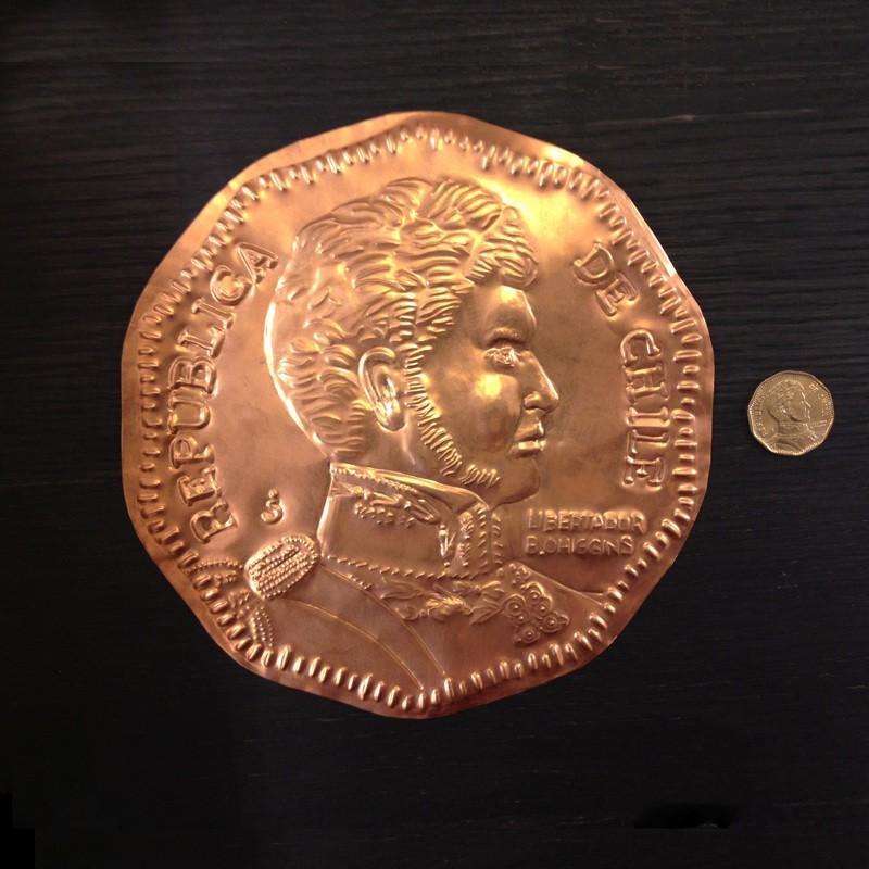 Iván Bravo, Monedoro. Foto cortesía del artista