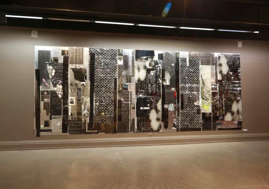 Misfit, 2017, de Nicolás Franco, parte de la muestra colectiva Menos es Más, en el Museo Nacional de Bellas Artes, Santiago de Chile. Foto cortesía MNBA