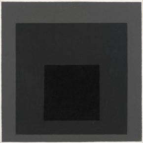 JOSEF ALBERS: BLACK AND WHITE