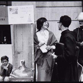 "Paolo Gasparini, de la serie ""Para verte mejor, América Latina"", 1970-1972 (ca.) / Copia de época, 1972, gelatinobromuro de plata sobre papel, 16,1 x 25 cm"