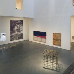 Vista de la exhibición Alibis: Sigmar Polke 1963-2010 © 2014 The Museum of Modern Art, NY. Foto: Jonathan Muzikar
