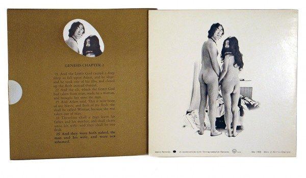 Yoko Ono y John Lennon, Unfinished Music No.1: Two Virgins (1968)