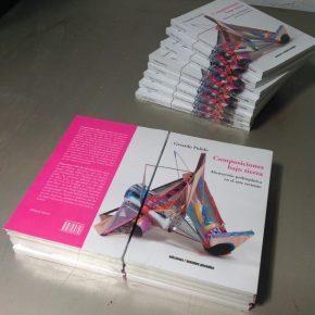 Libro Composiciones bajo tierra. Abstracción prehispánica en el arte reciente (2017), Gerardo Pulido, Editorial Metales Pesados. Foto: Gerardo Pulido, cortesía del artista