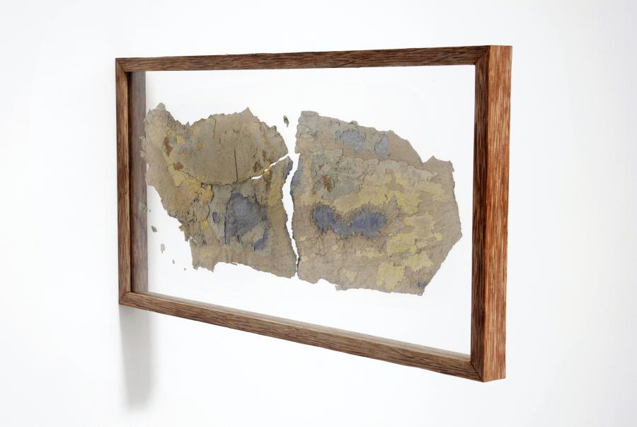 """Chemi Rosado-Seijo en """"Inside the Nest"""", Simon Preston gallery, Nueva York, 2017. Cortesía de la artista y la galería"""