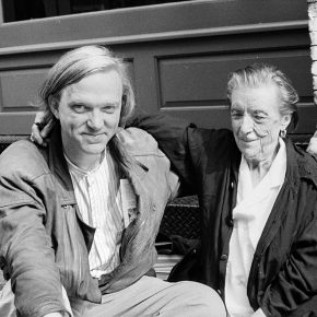 Robert Storr and Louise Bourgeois
