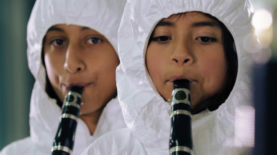 Centro Espacial Satelital de Colombia (2015), video de La Decanatura (ganador del Premio de residencia artística Pro Helvetia). Cortesía: 20º Festival de Arte Contemporânea Sesc_Videobrasil