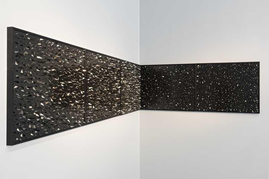Vínculos de Proximidad, parte de la muestra Sin Estrellas en Sala Gasco Arte Contemporáneo, Santiago de Chile. Foto: Jorge Brantmayer, cortesía Sala Gasco.