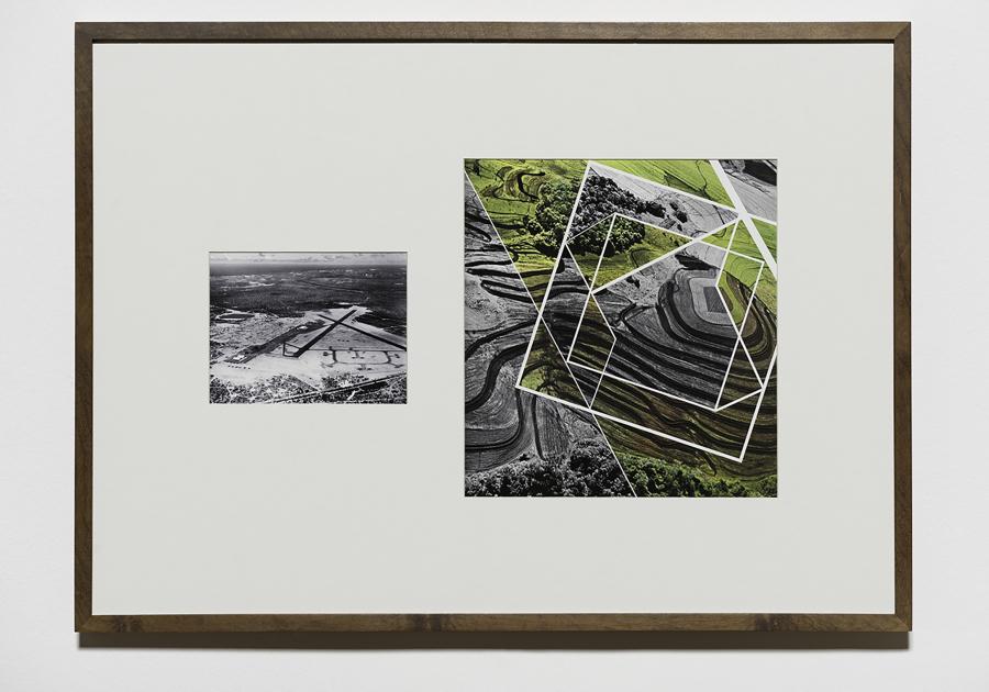 Beto Shwafaty, Remediations, 2010–2014, dimensiones variables. Cortesía: Paço das Artes. Vista de la instalación en EVA International 2018. Foto: Deirdre Power