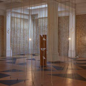 Leonor Antunes, Whitechapel Gallery, Londres, 2017-2018