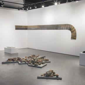 Vista de la exposición Latin American Roaming Art (LARA), en el Museo de Arte Contemporáneo de Panamá, 2017-2018. Foto cortesía de LARA