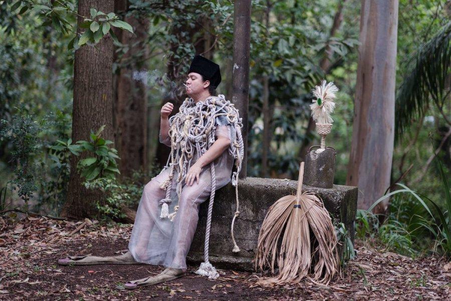Naufus Ramírez-Figueroa: El Corazón del espantapájaros. 19 de enero, 4 pm y 6 pm, LACMA (Rodin Sculpture Garden). Cortesía: REDCAT