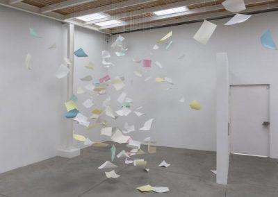 Mobilize, 2017, de Otto Berchem y Amalia Pica. En Instituto de Visión