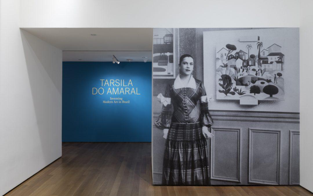 TARSILA DO AMARAL. LA INVENTORA DEL ARTE MODERNO EN BRASIL