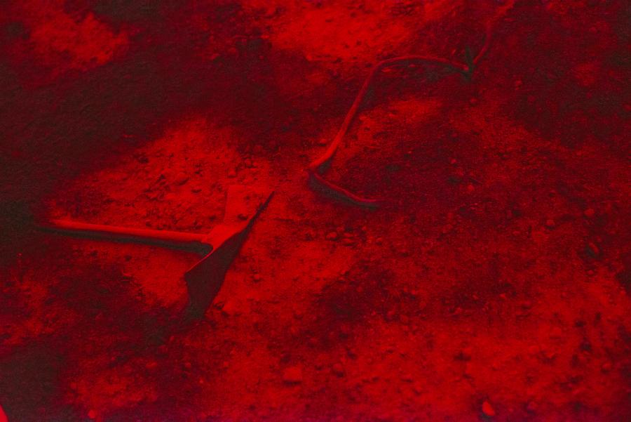 Imagen de la muestra Refractario de Josefina Astorga en Galería Tajamar, Santiago de Chile. Foto: cortesía de la galería.
