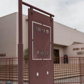 Vista exterior del Museo Ralli de Santiago, Chile. Foto: cortesía del museo.