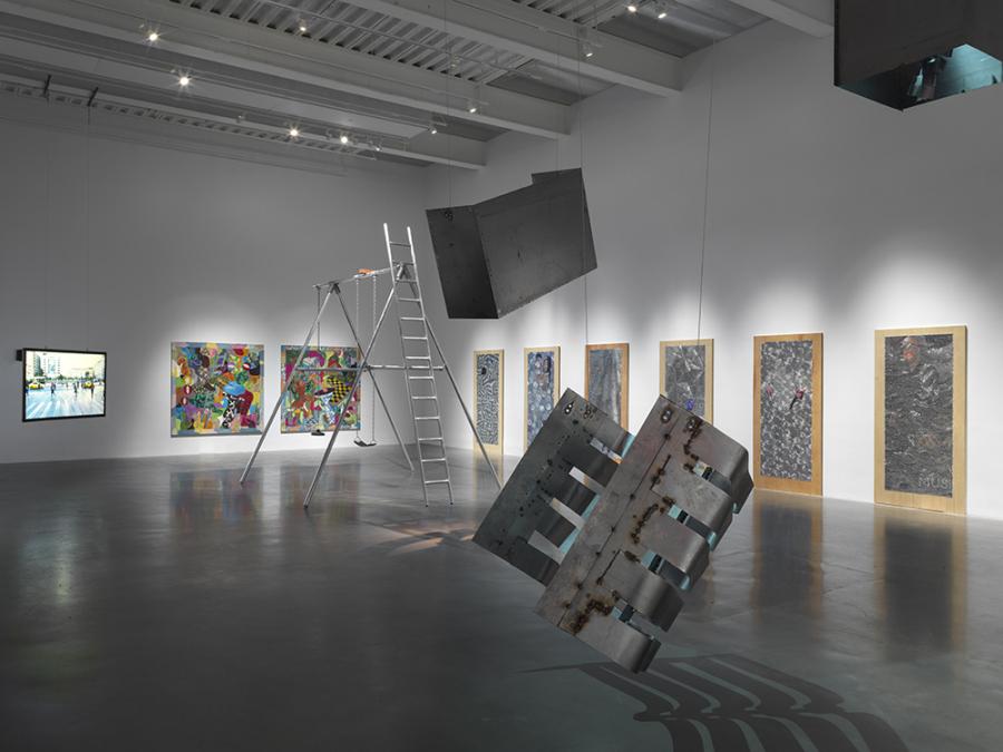 Vista de la Trienal del New Museum, Nueva York, 2018. Cortesía: New Museum