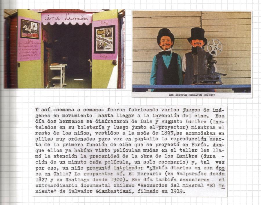 Libro de Alicia Vega (2012), pág. 19. Cortesía: Alejandra Rojas Contreras