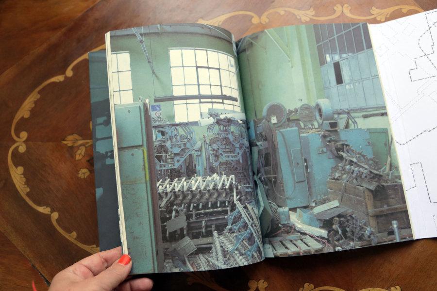 La Fábrica. Trazado de una investigación, Claudia Del Fierro, Ana María Saavedra (Eds.)