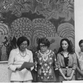 Recorte de prensa, sección noticias Revista Cuba en el Ballet, Vol. 7, 1976. La Habana, Cuba. Repositorio Institucional Universidad Rey Juan Carlos.