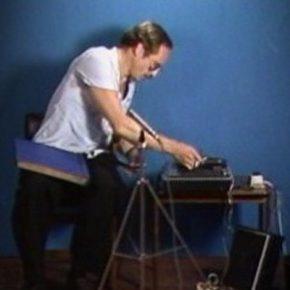 Carlos Flores del Pino, Juan Downey, Eugenio Dittborn, Satelitenis, 1984, cortometraje de ficción, 33 min., video 3/4