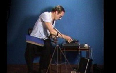 VISIONES LATERALES: CINE Y VIDEO EXPERIMENTAL EN CHILE (1957-2017)