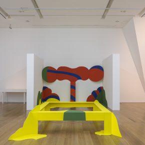 David Lamelas, El Súper Elástico, 1965. Vista de la exposición