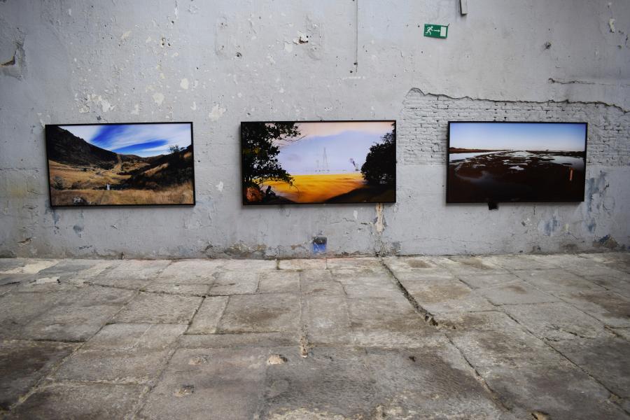 María Teresa Ponce, Oleoducto, 2006-presente. Cortesía de los curadores y Museo CAV La Neomudéjar ©2018
