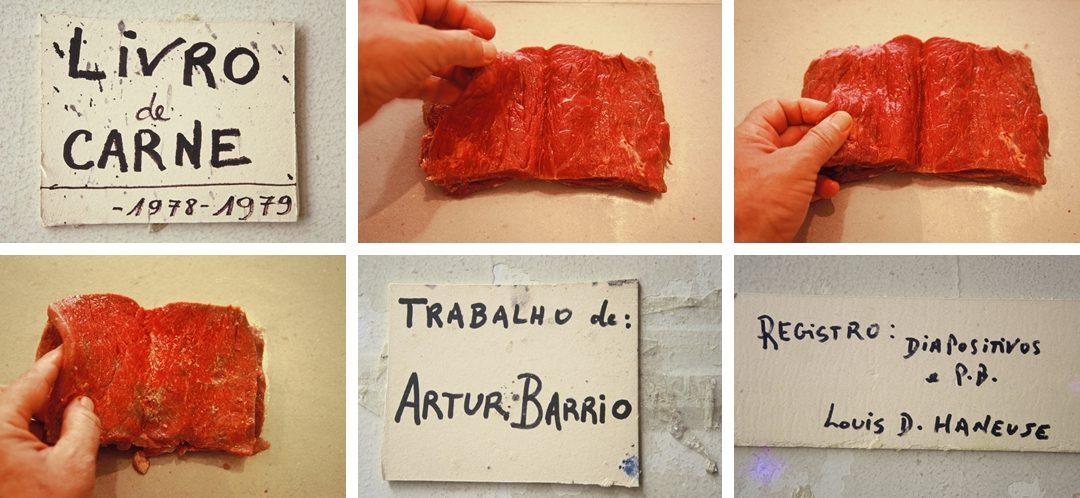 ARTUR BARRIO. EXPERIENCIAS Y SITUACIONES