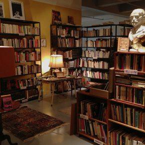 Librería Donceles, un proyecto de Pablo Helguera, en Kent Fine Art, Nueva York, 2013. Cortesía del artista y Kent Fine Art