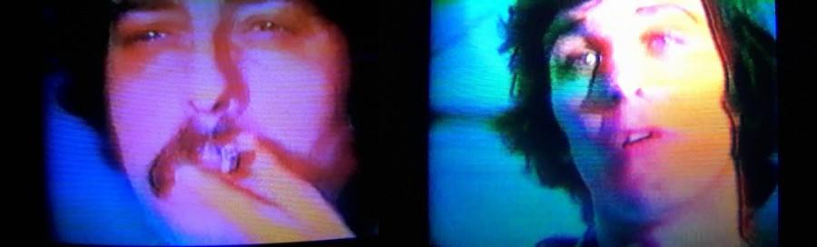 """Programa """"Retratos"""", 1975 (fragmento), de Jacobo Borges y Napoleón Bravo. Cortesía: Iván Candeo"""