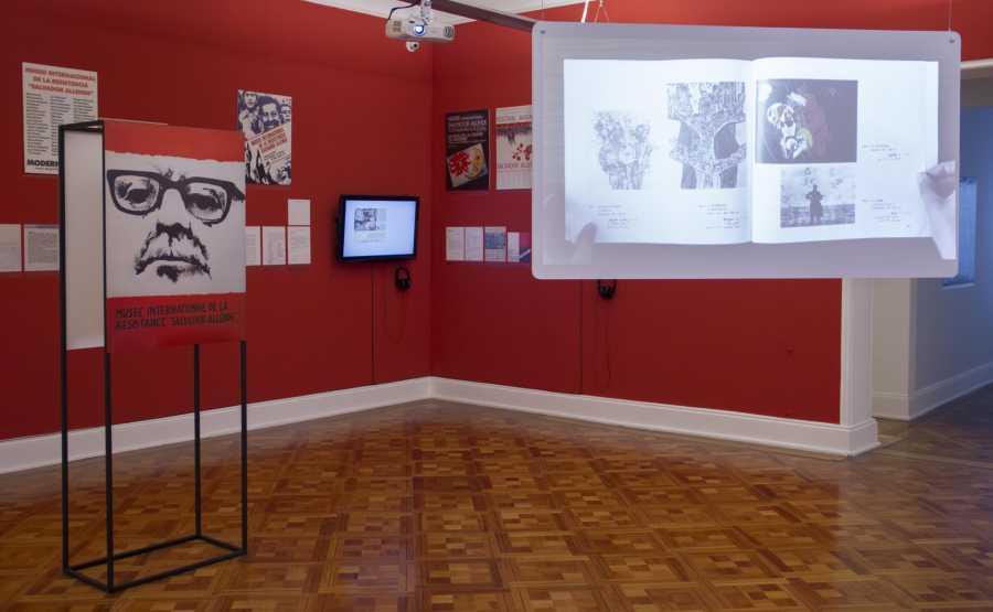 TRES EXPOSICIONES CELEBRAN EL 46° ANIVERSARIO DEL MUSEO DE LA SOLIDARIDAD SALVADOR ALLENDE