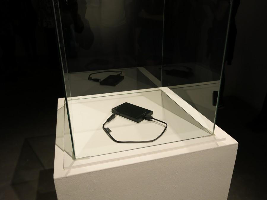 Acervo del Museo La Ene en la exhibición Colección, Macro, Rosario, Argentina, 2014. Cortesía: La Ene