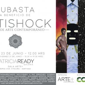 invitacion subasta artishock web