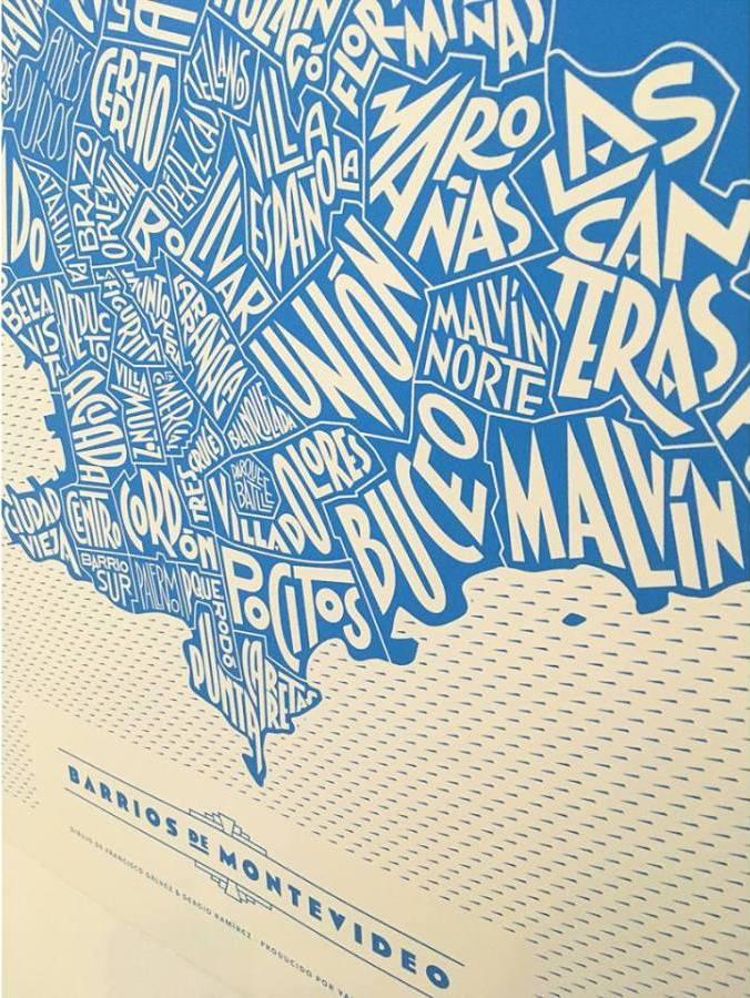 Territorios Tipográficos, Chile, es parte de la feria de arte impreso Microutopías, que se celebra en el CCE de Montevideo entre el 8 y 10 de junio de 2018