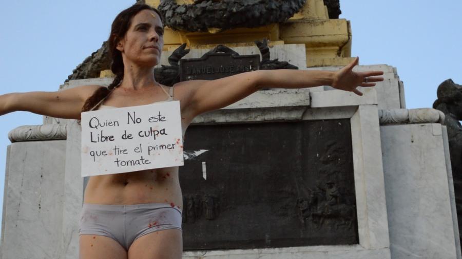 Alexia Miranda, artista de El Salvador, es una de las participantes de la XXI Bienal de Arte Paiz, Guatemala, 2018. Cortesía de la artista y Bienal Paiz