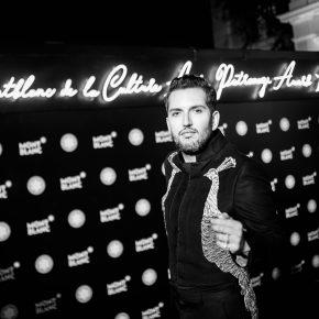 El coleccionista y presidente de Fundación AMA, Juan Yarur, en la entrega del Premio Montblanc de la Culture Arts Patronage, en Santiago de Chile. Foto: cortesía Fundación AMA