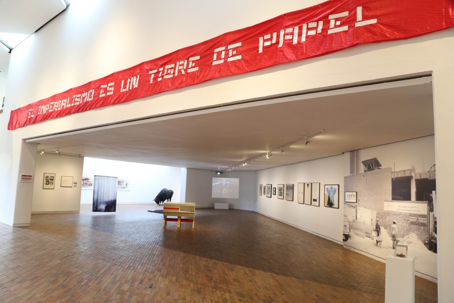 EL ARTE DE LA DESOBEDIENCIA. COLECCIÓN MAMBO 1965 – 1984
