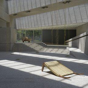 LEONOR ANTUNES EN MARIAN GOODMAN GALLERY Y MUSEO TAMAYO