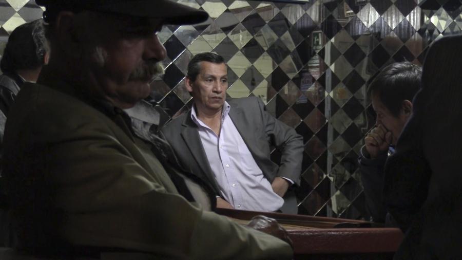 Nicolás Consuegra, Esferódromo, 2018, still de video, 53 min. Cortesía del artista