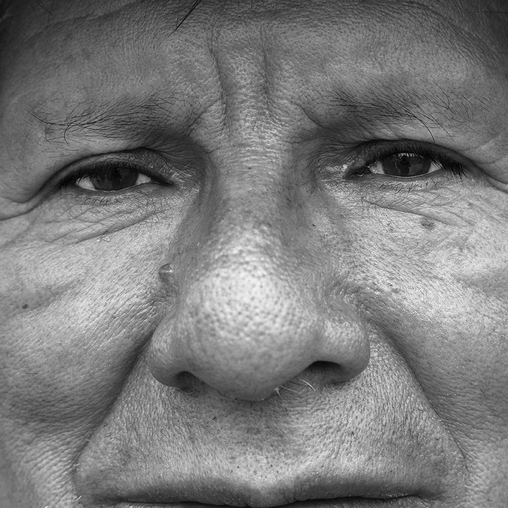 Claudio Pérez. Cortesía: Festival de Fotografía de Landskrona, Suecia, 2018
