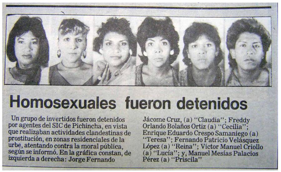 Revueltas Sodomitas, de Leticia Rojas, impresión digital / archivo, 2017. Cortesía: CAC