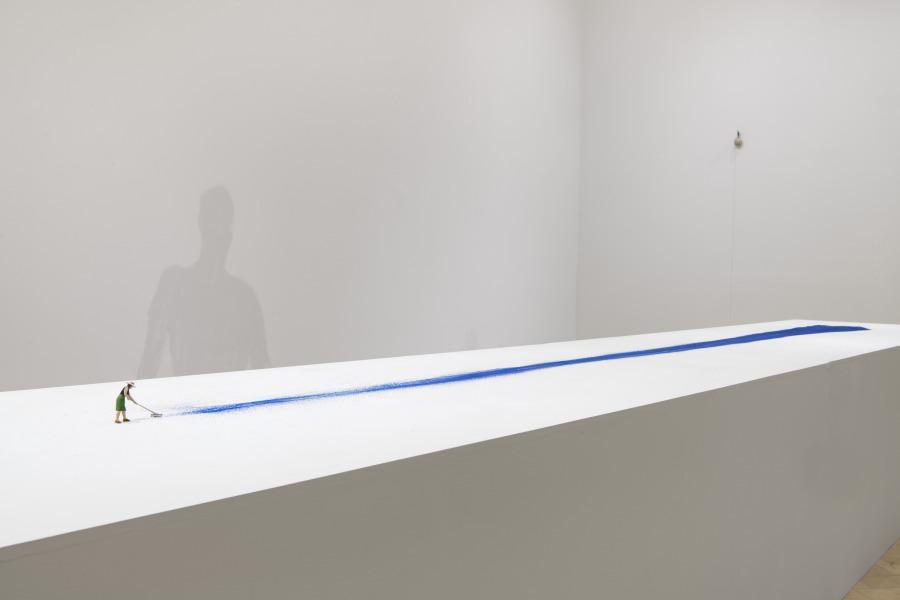 """Vista de la exposición """"Liliana Porter: Other Situations"""", en el Museo del Barrio, Nueva York, 2018-2019. Foto: Martin Seck"""