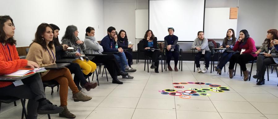 CARTOGRAFÍAS PARA LA EDUCACIÓN ARTÍSTICA. SOBRE EL CONGRESO InSEA EN CHILE
