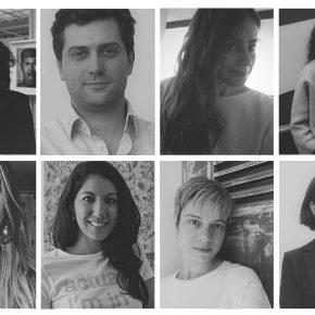 Ocho profesionales latinoamericanos becados por The Getty Foundation y por MALBA - Fundación Constantini para asistir a CIMAM 2018. Foto: cortesía CIMAM.