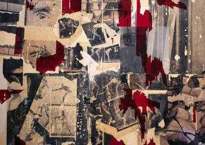 María Martínez-Cañas, Serie Photo Painting, 2011-2012. Cortesía de la artista