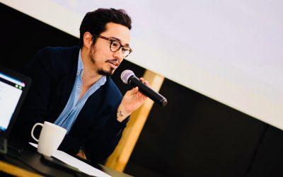 """PABLO JOSÉ RAMÍREZ: """"LANGUAGE HAS ALWAYS BEEN INSCRIBED IN A SYSTEM OF COLONIAL HIERARCHIES"""""""