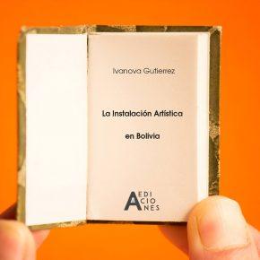A Ediciones, Bolivia. Cortesía: A Ediciones